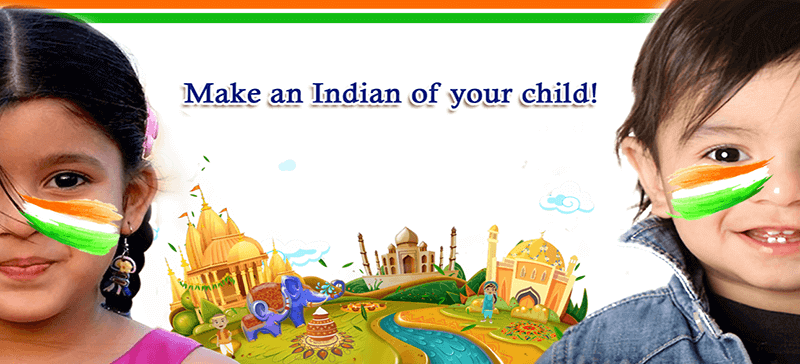 Indian story bookfolktales for your kids - slider image