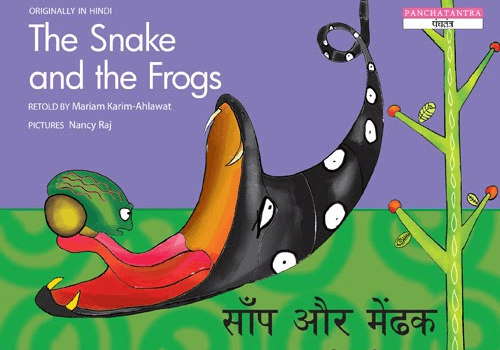 the-snake-and-the-frog-story-for-kids