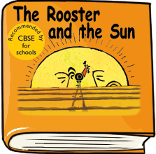 The Rooster and the Sun fundoodaa story book app