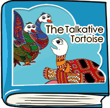 The Talkative Tortoise fundoodaa story book