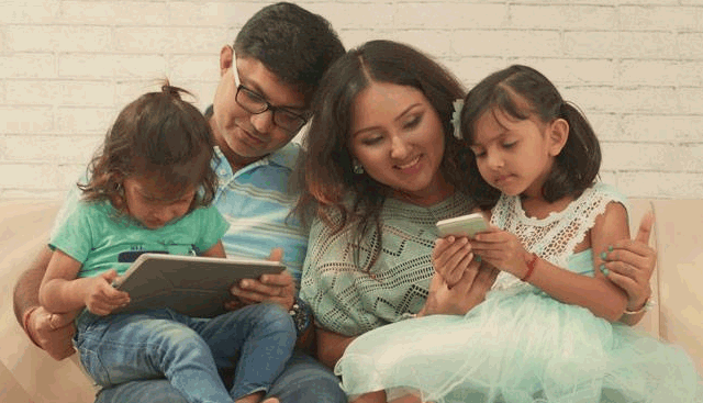 How stories bridge communication gaps in multicultural families