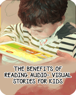 Benefits of Reading Audio for kids